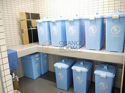 マンション(建物一部)-豊島区南大塚3丁目 敷地内ゴミ置場があるため、24時間いつでもごみ出しができます。
