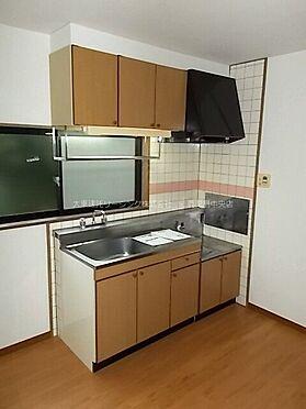 アパート-熊本市北区楡木4丁目 101号室キッチン