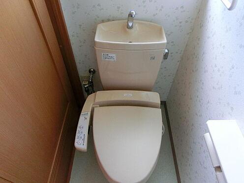 アパート-佐渡市原黒 トイレ