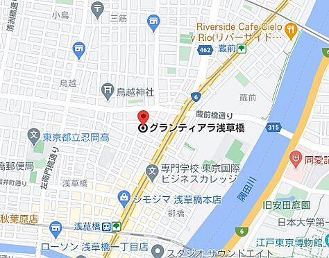 マンション(建物一部)-台東区浅草橋3丁目 防犯設備が充実していて安心にお暮し頂けます。