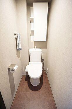 中古マンション-朝霞市栄町3丁目 トイレ