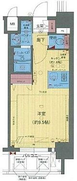 マンション(建物一部)-大阪市淀川区東三国5丁目 嬉しい南向きバルコニー