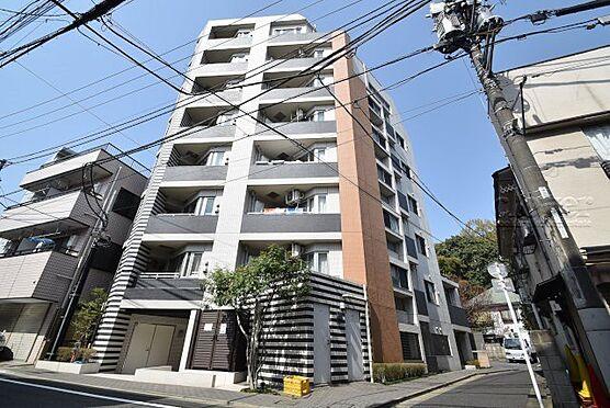 区分マンション-板橋区熊野町 外観