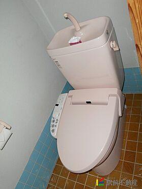 マンション(建物全部)-大牟田市天領町1丁目 トイレ