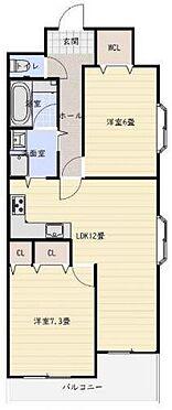 マンション(建物一部)-大阪市中央区常盤町2丁目 嬉しい南向きバルコニー