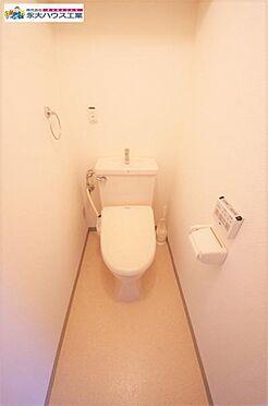 区分マンション-仙台市太白区大野田2丁目 トイレ