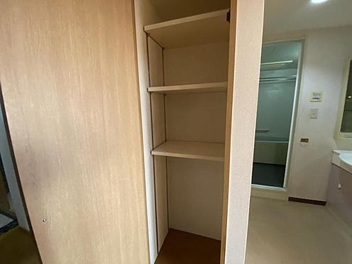 中古マンション-豊田市日南町5丁目 日用品のストックや掃除道具を収納してスッキリとしたお部屋に♪