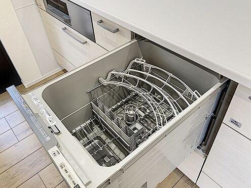 戸建賃貸-西尾市寺津町寺後 食洗機標準装備です。(同仕様)