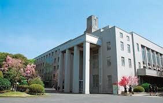 中古マンション-渋谷区恵比寿4丁目 私立聖心女子大学 徒歩20分。 1580m