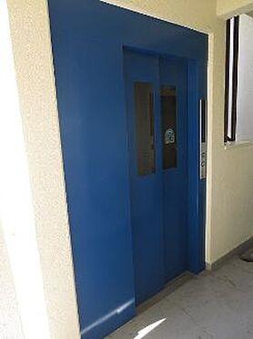 マンション(建物一部)-神戸市長田区浪松町5丁目 綺麗なエレベーター