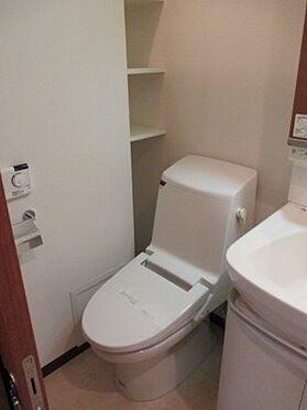 マンション(建物一部)-横浜市西区中央2丁目 トイレ