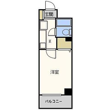 区分マンション-大阪市北区本庄西2丁目 使い勝手の良い間取り