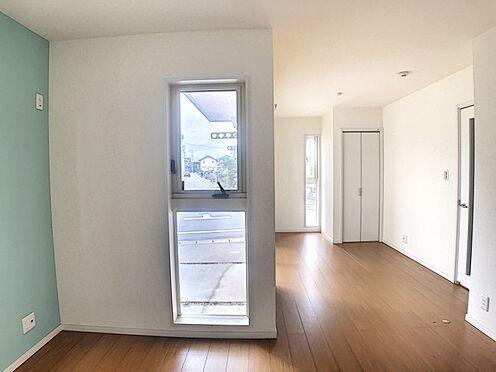 戸建賃貸-安城市桜井町塔見塚 お子様の成長に合わせて、お部屋を分けてお使いいただけます。