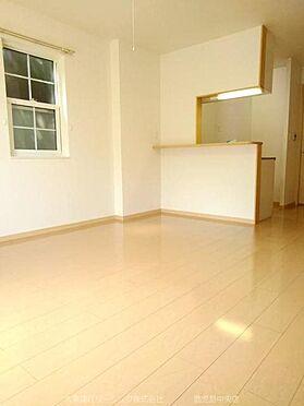 アパート-荒尾市増永 102号室リビング