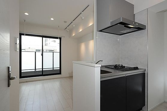 マンション(建物全部)-目黒区柿の木坂2丁目 1K