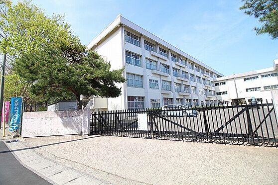戸建賃貸-仙台市太白区八木山東2丁目 八木山中学校約600m