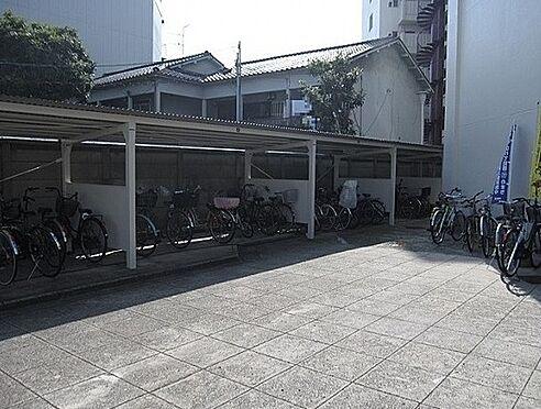 マンション(建物一部)-大阪市平野区西脇1丁目 自転車もバイクも駐車可