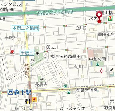 マンション(建物一部)-墨田区立川2丁目 その他