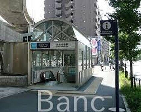 中古マンション-港区南麻布2丁目 麻布十番駅(東京メトロ 南北線) 徒歩7分。 680m