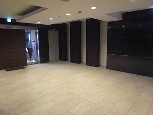 マンション(建物一部)-大阪市港区市岡3丁目 広々としたエントランス