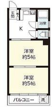 マンション(建物一部)-板橋区常盤台3丁目 間取り