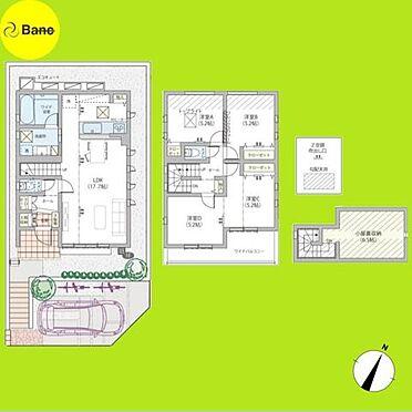 新築一戸建て-練馬区大泉学園町2丁目 資料請求、ご内見ご希望の際はご連絡下さい。