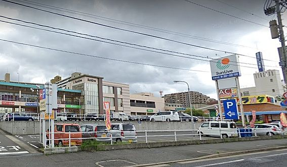 マンション(建物一部)-北九州市小倉北区中井5丁目 スーパー700M