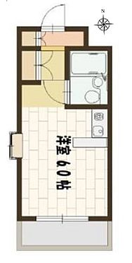 マンション(建物一部)-京都市伏見区深草西浦町8丁目 間取り