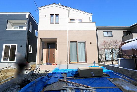 新築一戸建て-仙台市泉区将監7丁目 外観