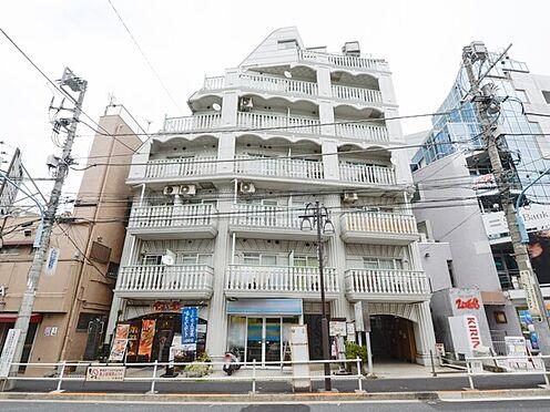マンション(建物一部)-新宿区喜久井町 外観