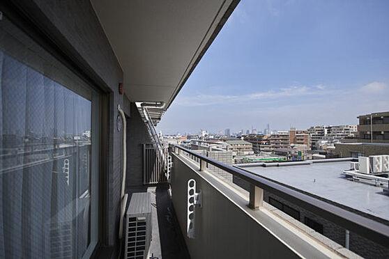 中古マンション-横浜市神奈川区片倉2丁目 バルコニー