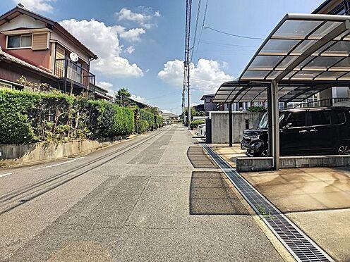 戸建賃貸-岡崎市緑丘3丁目 外観(2021年8月)撮影