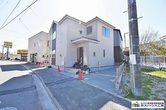 新築一戸建て-仙台市宮城野区福室6丁目 外観