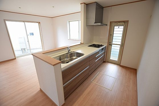 新築一戸建て-多賀城市明月1丁目 キッチン