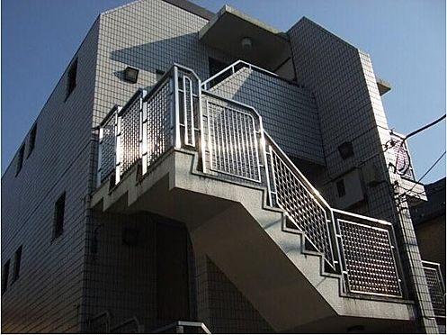アパート-昭島市松原町4丁目 外観