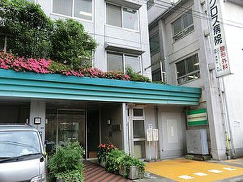 マンション(建物全部)-渋谷区幡ヶ谷3丁目 クロス病院