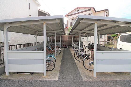 マンション(建物全部)-平塚市龍城ケ丘 駐輪場