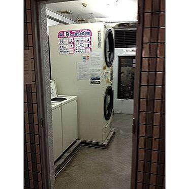 マンション(建物一部)-大阪市中央区高津2丁目 コインランドリーあり