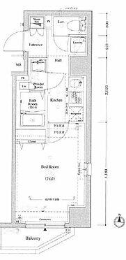 中古マンション-江東区扇橋3丁目 間取り