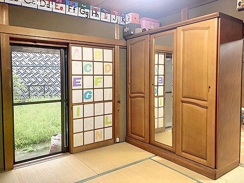 戸建賃貸-岡崎市細川町字鳥ケ根 ゆとりある8帖の和室