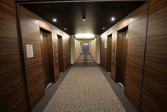 中古マンション-中央区晴海2丁目 エレベーター