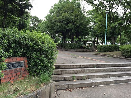 中古マンション-鴻巣市すみれ野 赤見台中央公園(520m)
