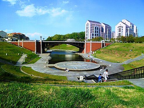 区分マンション-八王子市南大沢2丁目 長池公園(627m)