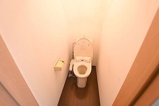 中古一戸建て-足立区西新井3丁目 トイレ