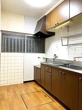 中古一戸建て-大阪市生野区桃谷4丁目 キッチン