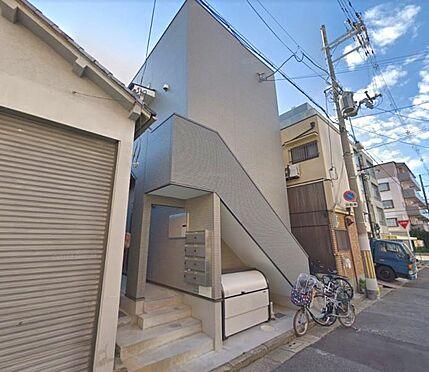 アパート-堺市堺区中之町東2丁 外観