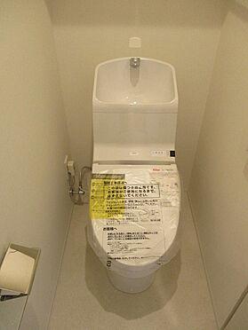中古マンション-台東区日本堤2丁目 トイレ