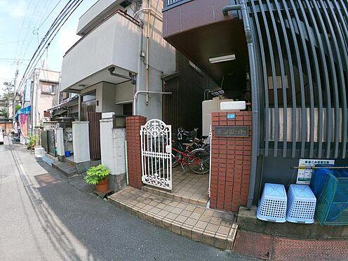 アパート-池田市石橋3丁目 間取り
