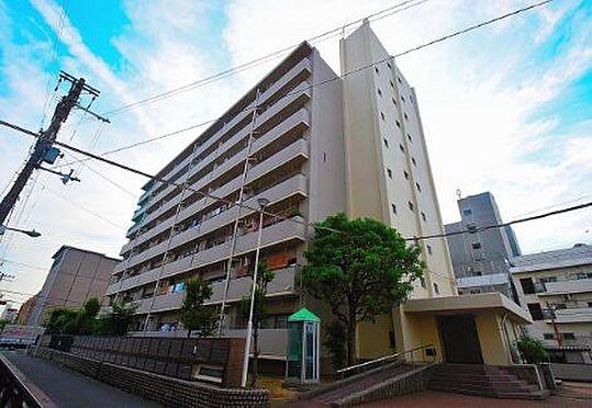マンション(建物一部)-大阪市東住吉区今林4丁目 落ち着いた印象の外観