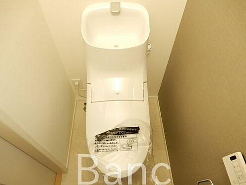 新築一戸建て-足立区梅田1丁目 トイレ